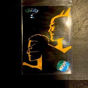 🦹🏻♂️🦇 Batman and Robin Gold Blaster